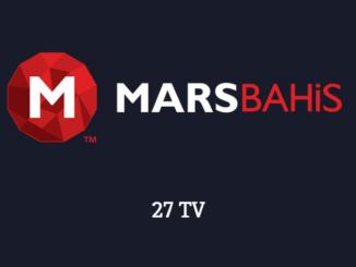 Marsbahis 27 Tv