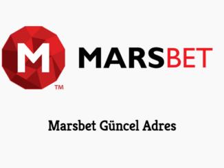 Marsbet Güncel Adres